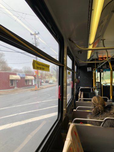 ハリファックスの公共交通機関 バス・フェリーにはどうやって乗る?